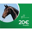 Ratsavarustus24 kinkekaart 20 €
