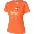 HORKA Oranž hobusega T-särk RIDER