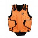 HORKA Oranž lüliline laste turvavest FLEXPLUS